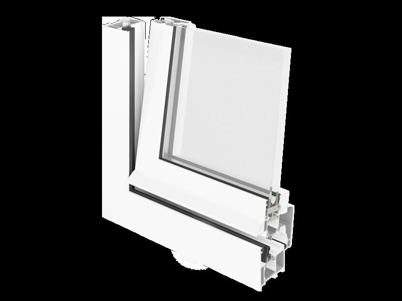 Алюминиевая профильная система серии МП-65
